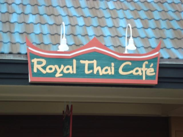The Royal Thai Cafe